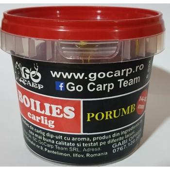 Boilies Solubil Birdfood Carlig PORUMB 14-18mm  200gr