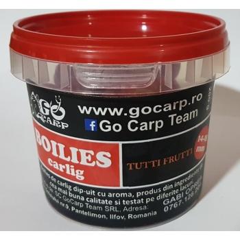 Boilies Solubil Birdfood Carlig TUTTI FRUTTI 14-18mm  200GR